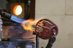 Wimberley Glassworks. Photo by Sherry Snooks.