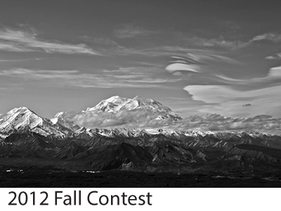 2012 Fall Contest Winners