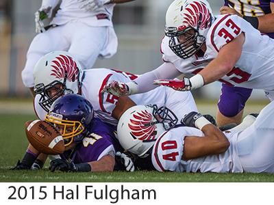 2015 Hal Fulgham Winners