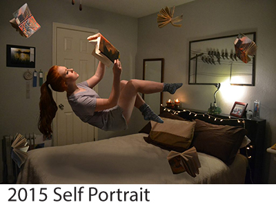 2015 Self Portrait Winners