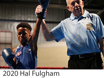 2020 Hal Fulgham Winners
