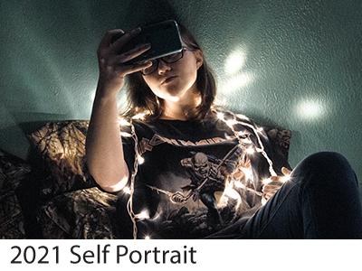 2021 Self Portrait Winners